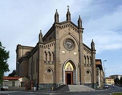 Chiesa del Sacro Cuore - Livorno
