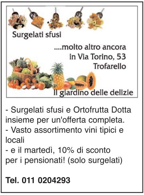 13 surgelati