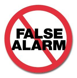 falso allarme
