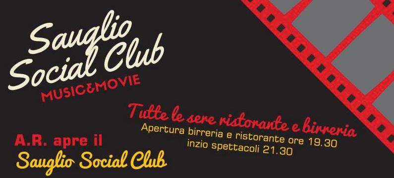 Logo Sauglio Social Club