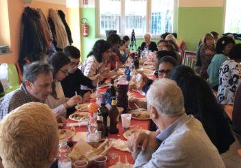 Trofarello: l'integrazione è servita – Pranzo multietnico in Oratorio