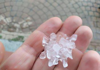 55 millimetri di ghiaccio fanno scoppiare le tubature